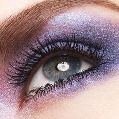 Nouveau Purples: Smoldering Eye. #FallTrends #ColorVision #Sephora