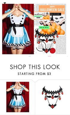 """""""Halloween 2016"""" by senseforstyle ❤ liked on Polyvore featuring Oris and halloween2016"""