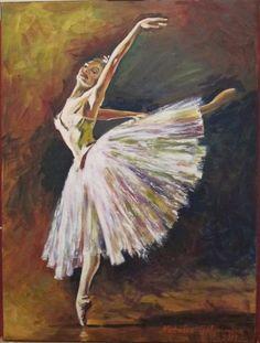 ballerina acquerello - Cerca con Google