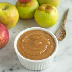 I love this from Spicely Slow Cooker Applesauce