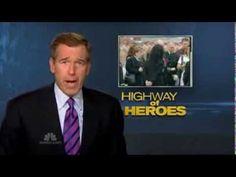 U S Media Tribute to Highway of Heroes - YouTube
