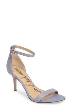0a1e70d022 Sam Edelman Patti Strappy Sandal (Women) Ankle Strap Sandals, Strappy  Sandals, Shoes