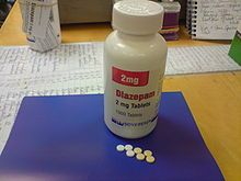 Diazepam 2 mg and 5 mg diazepam tablets, which are commonly used in the treatment of benzodiazepine withdrawal.