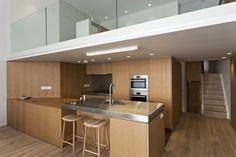 Kitchen in De Vere Gardens by VW + BS Architecture and Design | Remodelista