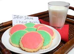Sugar Cookie Recipe from RecipeTips.com!