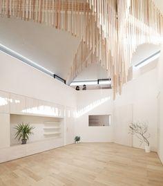 KORO House / Katsutoshi Sasaki Associates | AA13 – blog – Inspiration – Design – Architecture – Photographie – Art