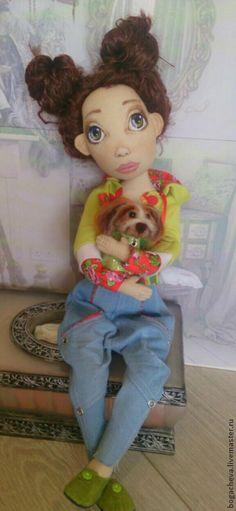 Коллекционные куклы ручной работы. Ярмарка Мастеров - ручная работа Любаша. Handmade.