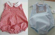 Um modelinho simples de body para bebê que pode ser feito tanto para menina quanto para menino. Segue esquema de modelagem de 1 mês a 12 meses.
