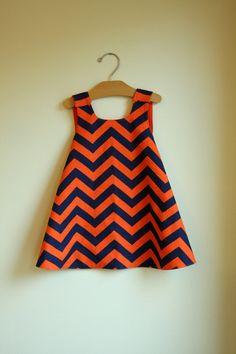 noah and lilah chevron dress-etsy