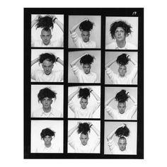 #portrait by @michaelhalsband #wig #ryanmcginness