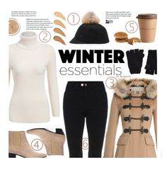 """""""What Are Your Winter Essentials?"""" by beebeely-look ❤ liked on Polyvore featuring Common Projects, Burberry, The Elder Statesman, Chantecaille, Bloomingdale's, Charlotte Tilbury, Sweater, polyvorecontest, winteressentials and winter2015"""