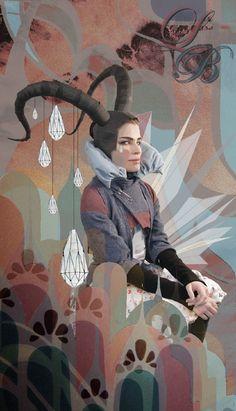 Self Portriat - Lacy Barry >> Prop Stylist // Set Designer // Art Director Montreal