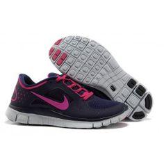 Wholesale Nike Free Run+ 3 Mørklilla Rød Damesko Skobutik | Brand nye Nike Free Run+ 3 Skobutik | Billigt Nike Free Skobutik | denmarksko.com