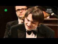 Video: Daniil Trifonov plays Chopin Piano Concerto no.1 in E minor op.11; encore  Impromptu No.1 In A flat major Op.29 ;    Warsaw Philharmonic ; 1 march 2011