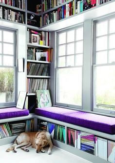 13 Cozy, Curl-uppable, and Completely Covetable Window Seats | Apartment Therapy