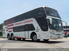 Ônibus da empresa Empresa de Ônibus Pássaro Marron, carro 5921, carroceria…