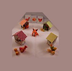 Jeu enfant, boite bois, Poulailler, jeux de société coopératif : Jeux, jouets par ludifimo