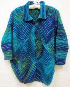 Fibermania: Nancy's Jacket