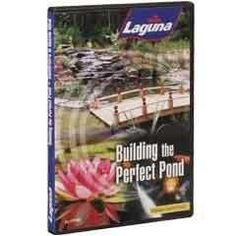 $0.50-$11.99 Laguna How to Build a Pond/creat Your Own Water Garden - Laguna Building The Perfect Pond is aDo-It-Yourself DVD. It will help youplan the water garden of your dreamsand start the project. The mainfeature on the DVD is How to Build aPond. In addition, there are 20advanced topics covering a range ofwater garden topics. These include:1. Pond Style2. Circulation Pumps3. Filtration4. Pre ...