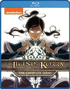 Amazon.com: Legend of Korra: The Complete Series [Blu-ray]: J.K. Simmons, David Faustino, Dee Bradley Baker, P.J. Byrne, Janet Varney: Movies & TV | @giftryapp