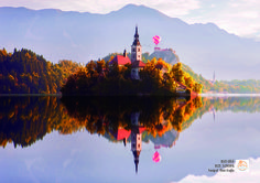 This wonderful Wall Art Print is made for all Home Decoration Lovers : this Printable Art of an Amazing Landscape Photography is perfect for art Print. See our Must have Decoration DIY for ideas. Landscape Art, Landscape Photography, Nature Photography, Bled Slovenia, Modern Art Prints, Beautiful World, Printable Art, Wall Art Prints, Cool Photos
