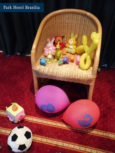 We love Hotel Brasilia mini club! Do you? We can't wait to see your babies this summer and play all together! http://www.parkhotelbrasilia.com/