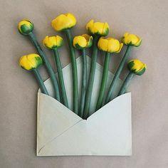 """#envelope_series"" Anna Remarchuk"