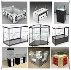 small glass cabinet display - Google Search