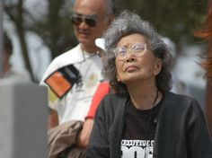 """""""Japanese-American activist Yuri Kochiyama has died of natural causes in Berkeley, Calif., at the age of 93. The lifelong champion of civil rights causes in the black, Latino, Native American and Asian-American communities passed away peacefully in her sleep on Sunday morning, according to her family.""""   Our deepest condolences go out to her loved ones at this time."""