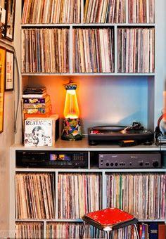 #vinyl me encanta, para ese espacio intimo y privado donde se disfrutan las notas mas armoniosas de una melodia o un concierto