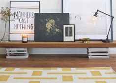 Un tapis jaune citron pour illuminer n'importe quelle pièce