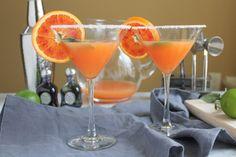 Blood Orange Margaritas - Hip Foodie Mom