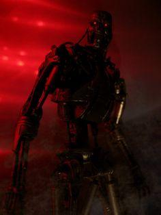 Terminator RED by Esau13 on deviantART