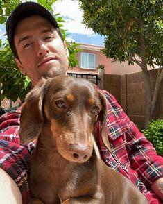 Logan Henderson, Big Time Rush, Puppies, Animals, Cubs, Animales, Animaux, Animal, Animais