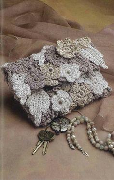 freeform crochet flowers - Google Search                                                                                                                                                                                 More