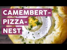 Geniale Idee mit Pizza-Teig: Probiert unser Camembert-Nest! - YouTube Nest, Tacos, Mexican, Ethnic Recipes, Youtube, Food, Food And Drinks, Food Food, Eten