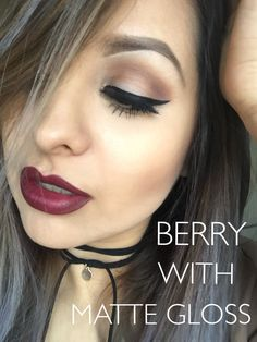 Berry LipSense!!  To order fill out the Order Form in the pinned post!