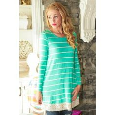 Go With Your Heart Top - $39.00