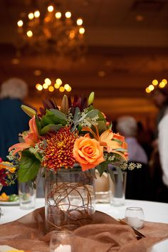 Fall Centerpiece | Flickr - Photo Sharing!