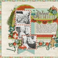 A Project by AJ-M from our Scrapbooking Gallery originally submitted 11/22/12 at 08:59 AM