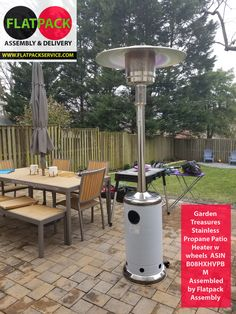 Outdoor Furniture Service | Flatpack Assembly Service • FLATPACKSERVICE.COM • 410 870-9337 • • On-line Booking • Patio Heater Repair and Installation in Maryland • 202 277-5911 • Amazon 14 Best Furniture Assembly Services in Silver Spring MD • Patio Heaters Outdoor • Heaters • #1 Patio Heater Repair and Installation in Maryland • Contact Us | Flatpack Assembly Service • 703 828-7504 • Patio Heaters - Outdoor Heating - The Home Depot • 703 828-7504 • Same Day Service • YELP Amazon.com:
