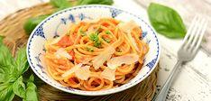 Tomaattipasta – pasta al pomodoro