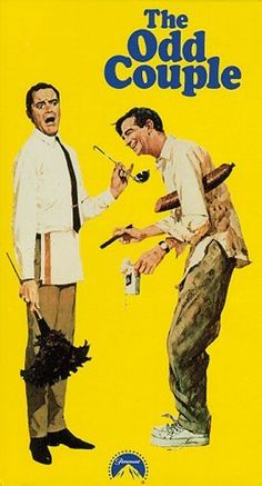 The Odd Couple (1968) - The great Jack Lemmon and Walter Matthau