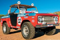 Stroppe Bronco Classic Bronco, Classic Ford Broncos, Classic Trucks, Off Road Racing, Drag Racing, Sport Truck, Early Bronco, Trophy Truck, Vintage Racing