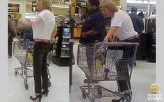 walmart shoppers | Woodsterman: Those Wascally Walmart Shoppers