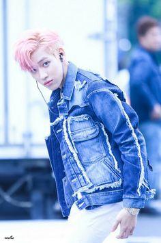 #BamBam pinkboy  #GOT7 #HardCarry #하드캐리