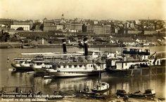Hajóregiszter - Hajóadatlap: BEOGRAD exMFTR I. exKARAGYORGYE exI. FERENCZ JÓZSEF hajó