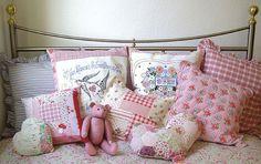 love the pillows