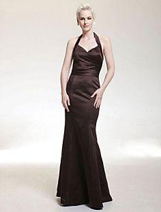 CADENCE - Vestido de Fiesta de boda o de Dama de honor de Satén
