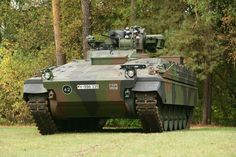Tank photo German Marder 1A3 Infantry Fighting Vehicle